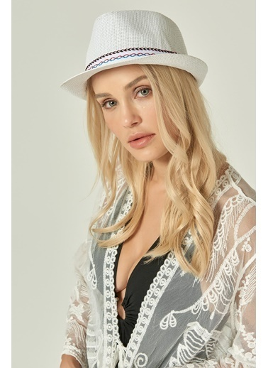Y-London Şapka Ekru